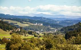 Heimatleuchten Gurktal: Schoss Strassburg