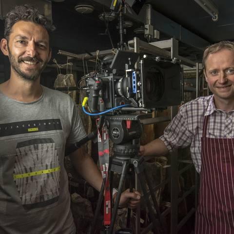 Heimatleuchten Gurktal: Making of Karim Shafik und Stefan Seiser Speckkaiser
