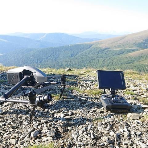 Heimatleuchten Gurktal: Lattersteig Making of Drohnenimpressionen Grandur