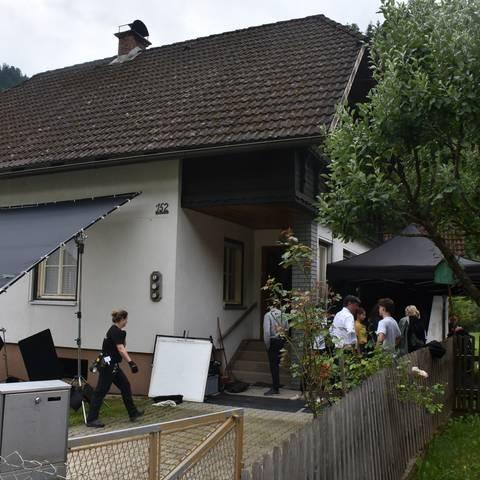 """Settag """"Schaurige Haus"""""""