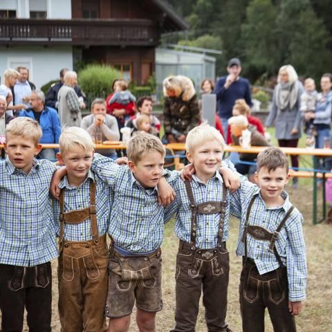 Heimatleuchten Gurktal: Freiluftringen Deutsch Griffen