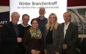 Winter Branchentreff 2019