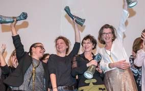 Preistraegerinnen Foto Jacqueline Godany APA